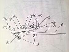 Mooney M20L Parts Manual