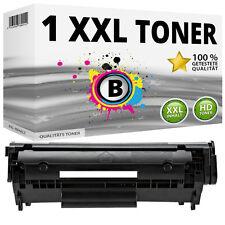 1x tóner para HP LaserJet 1010 1012 1015 1018 1022nw 3015 3020 aio q2612a 12a