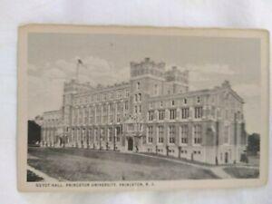 Early 1900s Postcard: Princeton University Guyot Hall