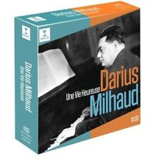 Darius Milhaud - Darius Milhaud - Une Vie Heureuse (NEW 10 x CD BOX SET)