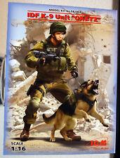 """16102 ICM IDF K-9 Unit """"OKETZ"""" 1:16  neu 2019"""