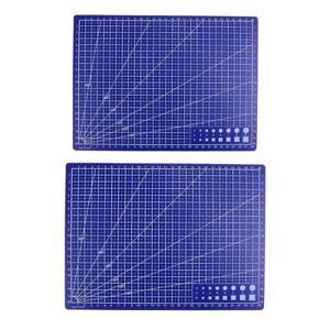 A3 A4 PVC Self Healing Cutting Mat DIY Craft Quilting Grid Lines Board New