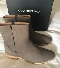 Country Road Ankle Boots for Women
