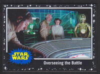 Topps Star Wars - Journey To The Last Jedi - Black Parallel Card # 28
