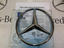 New Genuine Mercedes-Benz grille star badge A B C E GLA ML SL SLK CLASS