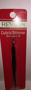 REVLON ORIGINAL Cuticle Trimmer 2373-10  NEW MADE IN USA