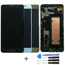 For Samsung Galaxy Note 5 N920F N920T P LCD Display Touch screen Digitizer frame