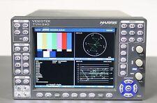 Videotek Harris TVM-840 Harris SDI Waveform Monitor
