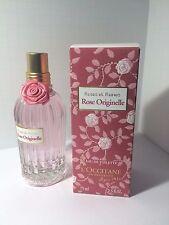 L'Occitane Rose Originelle  Eau De Toilette Spray 75ml/2.5oz NIB