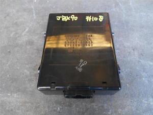 TOYOTA JZX90 MARK2 1JZGTE cooling fan control ECU 89257-22020 sec/h #108