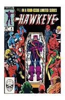 Hawkeye #4 (Dec 1983, Marvel) NM