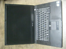 "Dell Latitude E6500 15.4"" Notebook Laptop 2.4GHz 2GB DVDRW Intel - incomplete"