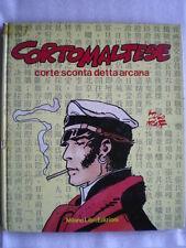 CORTO MALTESE  -  corte sconta detta arcana  -  Hugo Pratt  -  1982