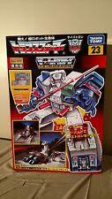 Transformers Takara Tomy Encore 23 Fortress Maximus MISB