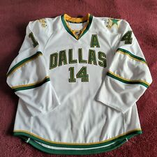 Dallas Stars Team-Issued Reebok Edge 2.0 Jamie Benn Jersey (Size 58)