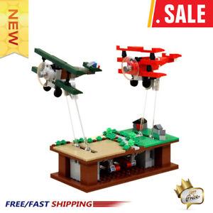 MOC-35702 Pursuit of Flight Building Blocks Toys Set 367 PCS Bricks for Kids