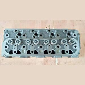 New V1505 Engine Complete Cylinder Head ForKubotaTractors B2910HSD B7800HSD