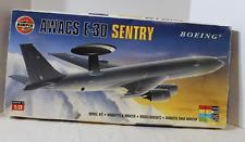 Airfix 1/72 Scale AWACS E-3D Sentry - Open box; Complete