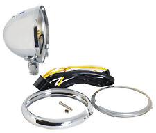 Headlamp Shell for Custom Sealed Beam Applications Harley Big Twin & Sportster