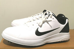 BRAND NEW MEN'S NIKE FITSOLE INFINITY G GOLF SHOES CLEATS - SIZE 13 W