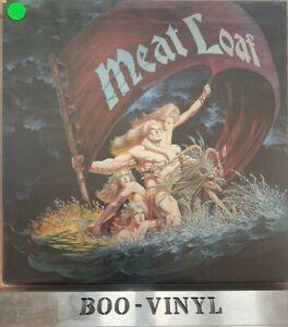 "Meat Loaf - Dead Ringer - EPC 83645 - 12"" LP Vinyl Record Ex Con"