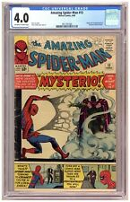 Amazing Spider-Man 13 (CGC 4.0) Origin and 1st appearance of Mysterio Ditko B943