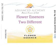 Flower Essences Two Different You Select - Advanced Alchemy 25ml