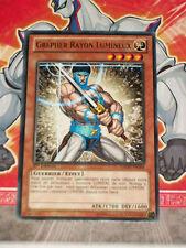 Carte YU GI OH GREPHER RAYON LUMINEUX GAOV-FR084 x 2