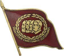 DDR B.4371a SED 40 Jahre Mitgliedschaft Marx-Engels-Lenin-Stalin