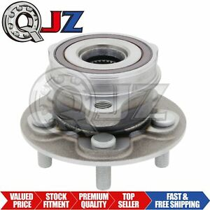 [FRONT (Qty.1)] 513402 Wheel Hub Replacement for 2017-2020 Toyota Prius Prime
