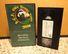 STEVEN STROOH Majoring On Your Strengths 2000 Christian VHS sermon Ohio BCF