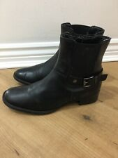 Ladies John lewis Boots, Size 40, Black, Great Condition