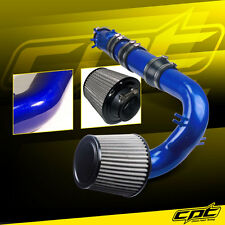 04-11 Mazda RX8 RX-8 1.3L Blue Cold Air Intake + Stainless Air Filter