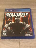 Call of Duty: Black Ops III (PlayStation 4,2015)
