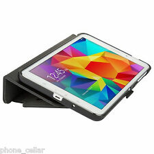 Speck StyleFolio Black Flip Cover Stand Case Shell Samsung Galaxy Tab 4 10.1