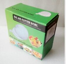 60 second salad maker Healthy fresh salads made easy