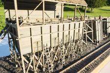 FSM Fine Scale Sellios #155 Coal Dock Master Craftsman Built Diorama
