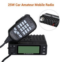 Digital Dual Band 136-174MHz/400-480MHz Ham Amateur Mobile/Radio/Transceivers