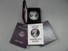 1987 S Proof Silver American Eagle Dollar US Mint $1 ASE Coin