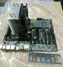 GIGABYTE GA-X79-UD3 LGA 2011  USB 3.0 ATX Motherboard w/I7 3820 and Cooler