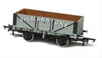 Oxford Rail 76MW5006 OO Gauge 5 Plank Wagon Tilmanstone Colliery