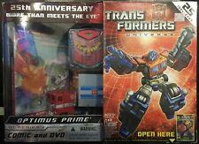 Hasbro Transformers Universe: 25th Anniversary G1 Series Optimus Prime