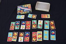 Ecole jeu educatif fernand nathan FN des images et de couleurs maison fruit