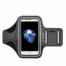 J&D Armband Compatible for iPhone 7 Plus Armband Sports Armband with Key hold...