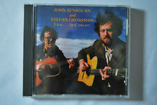 Live in Concert by John Renbourn (CD, 1990, Shanachie Records)
