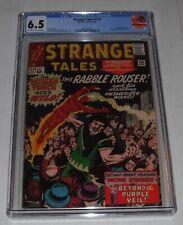 Strange Tales # 119..CGC Universal slab 6.5  Fine+ grade-ca..1964 comic book
