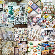 Diary Label Paper Sticker Journal Stickers DIY Scrapbooking Album Book Decor Lot