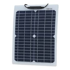 20W Reinforced semi-flexible solar panel with strong ETFE coating (German cells)