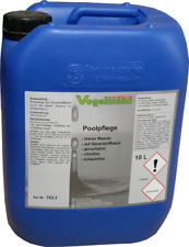 10 l Poolpflege WBD Aktivsauerstoff für Schwimmbäder, chlorfrei