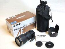 Tamron AF 70-200mm f/2, 8 di LD (IF) macro para Canon af + embalaje original como nuevo rx005